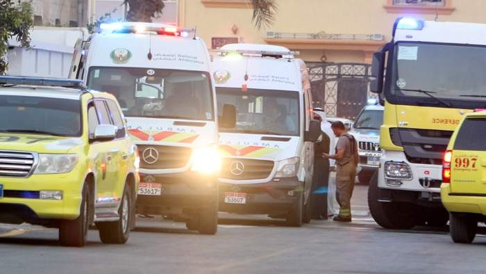 Ambulance Service in Dubai