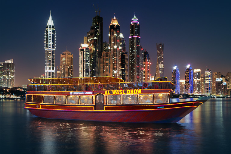 Sights and Sounds of Dubai – A Sneak Peak